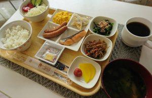 多賀城朝食